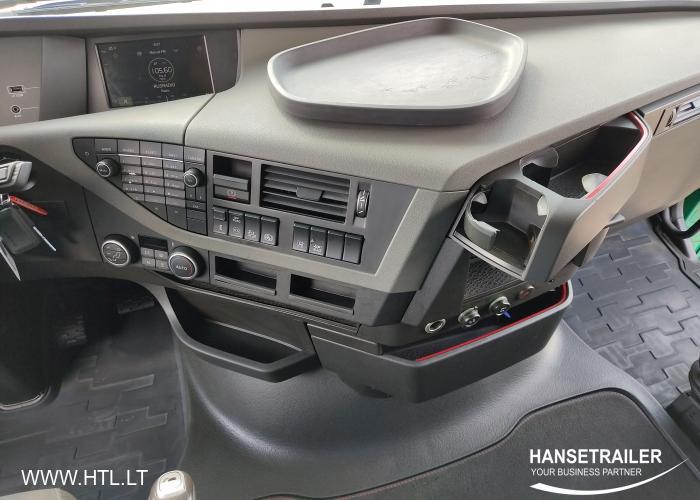 2017 Тягач 4x2 Volvo FH 500