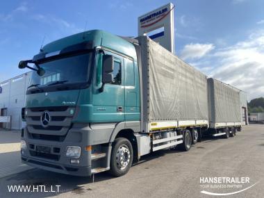 Mercedes-Benz Actros2544 Kompletzug Wielton