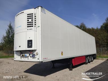 Schmitz SKO 24 2700mm Inside