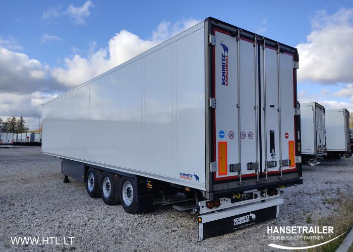 2014 Puspriekabė Šaldytuvas Schmitz SKO 24 FP60