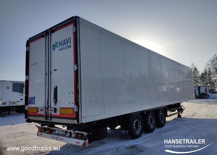 2005 Puspriekabė Šaldytuvas Schmitz SKO 24 FP60 Stena 7Cm