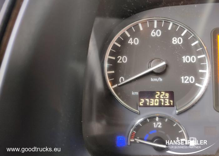 2011 Автопоезд Рефрижераторы Mercedes-Benz Actros 2541